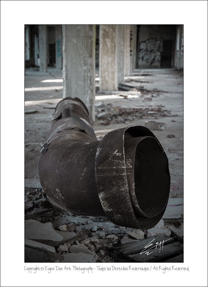 Arquitectura: Sitios Abandonados